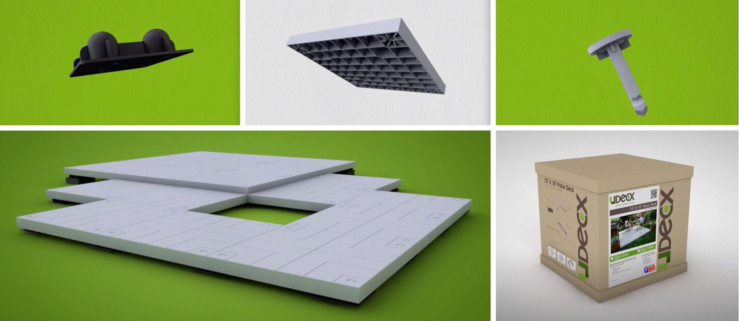 UDECX materials