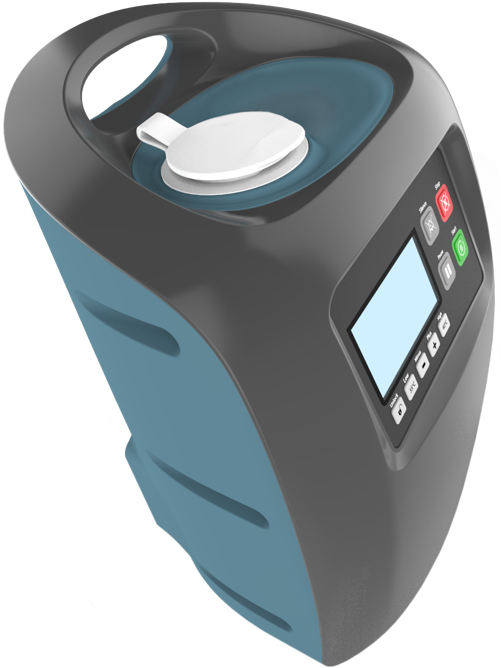 rendering of a medical device